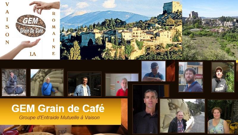 GEM GRAIN DE CAFE DE VAISON